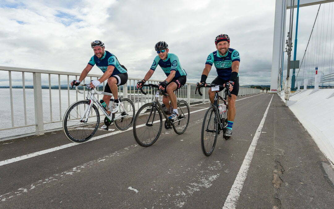 BREAKING NEWS: New and improved route just announced for Severn Bridge Sportive