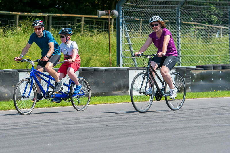 Family Cycling Day - Rich Lewton Photography